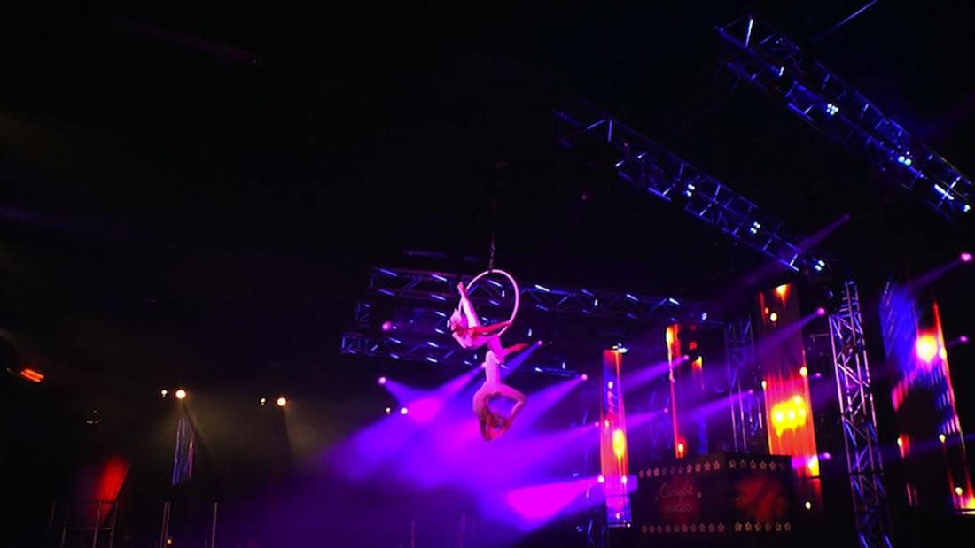 Aerial Shows - Hoop Gallery - Evolution duohoop