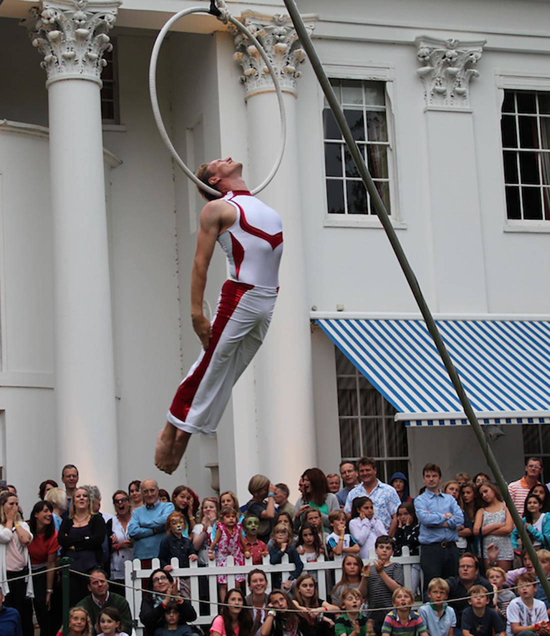 Aerial Shows - Hoop Gallery - Hurlingham Club 1