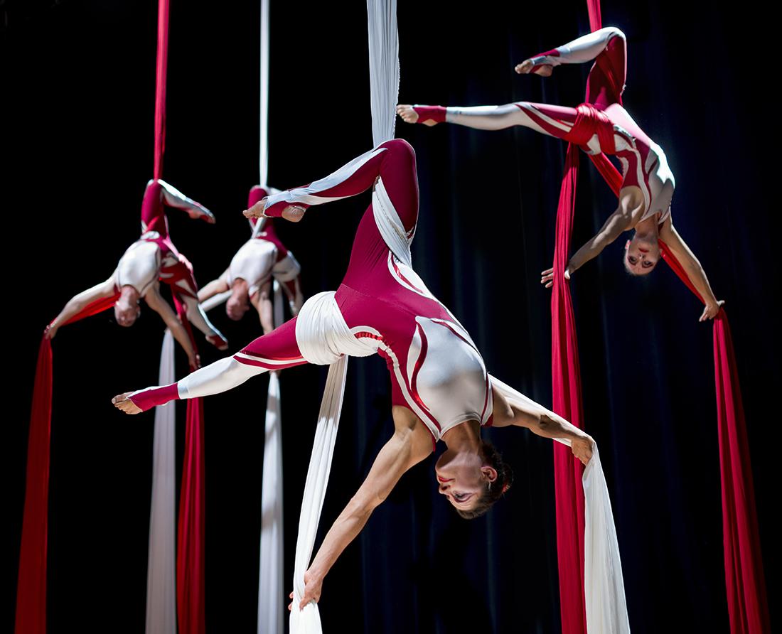 Aerial Troupe Cirque
