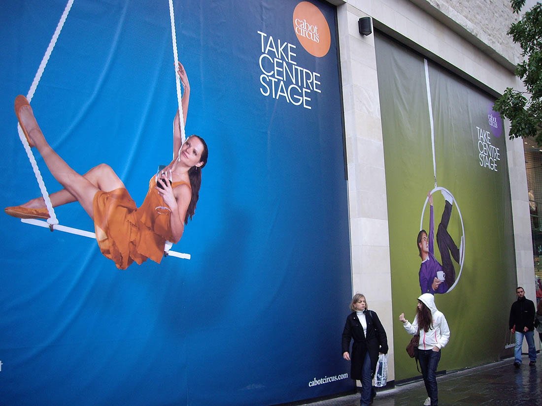 Bespoke Marketing - Gallery - Billboard campaign for shopping centre 3