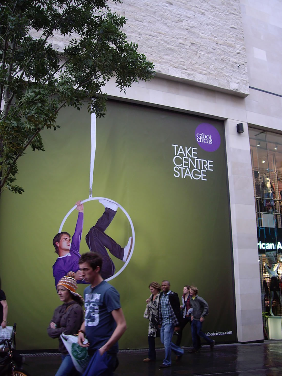 Bespoke Marketing - Gallery - Billboard campaign for shopping centre 4