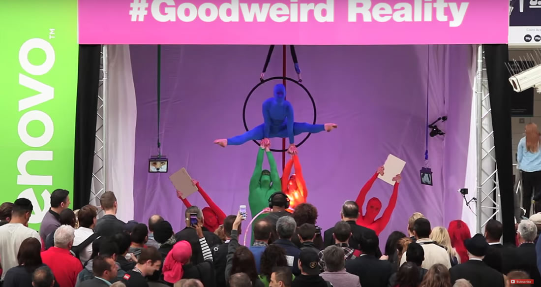 Bespoke Marketing - Gallery - Lenovo viral video 3