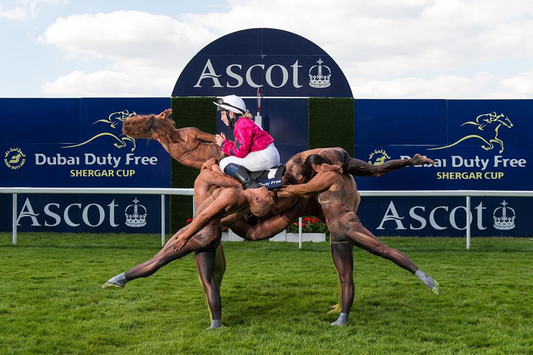 Bespoke Marketing - Hero - The Ascot Horse