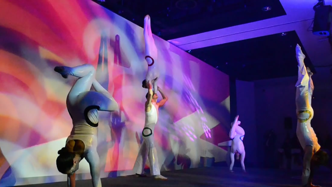 Groundbased Shows - Acrobats Gallery - Acrobatic Troupe for Craft, Dublin 2