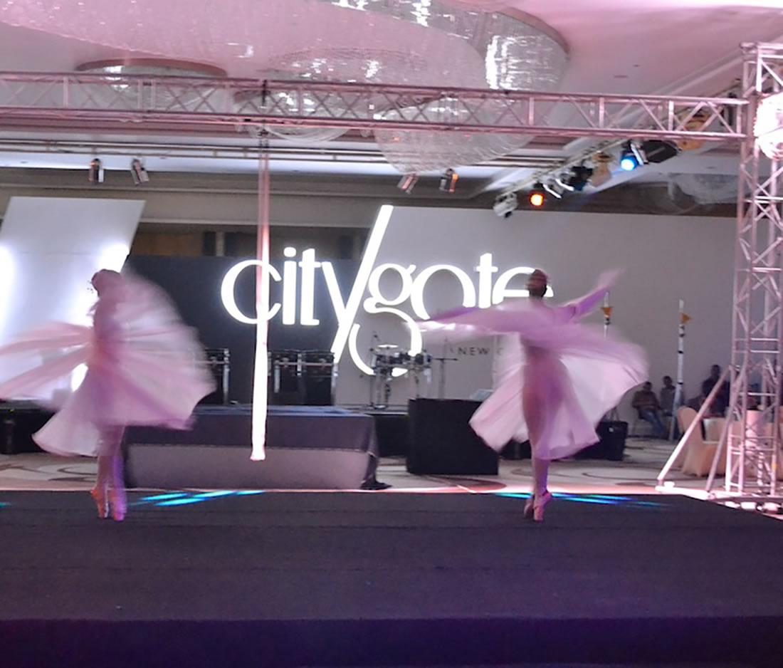 Groundbased Shows - Ballerinas Gallery - Citygate Cairo, Egypt