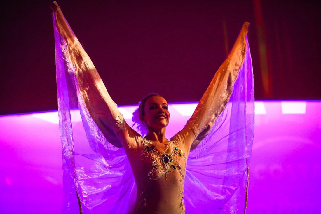 Groundbased Shows - Ballerinas Gallery - Costa Manchester 3