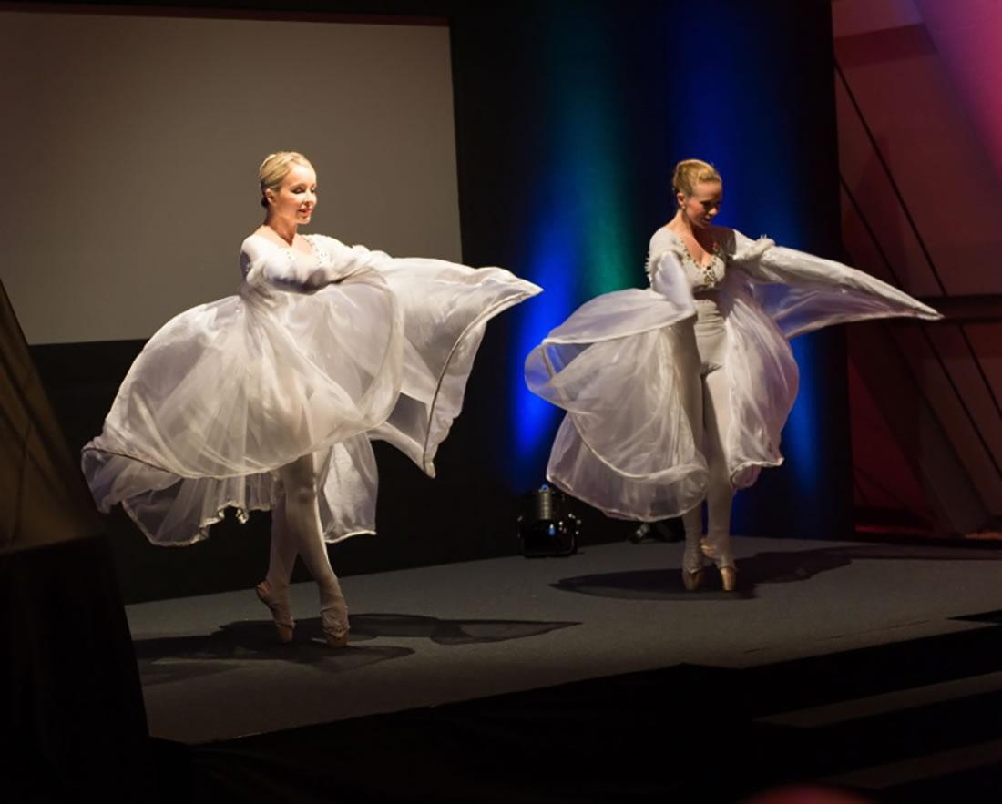 Groundbased Shows - Ballerinas Gallery - Doosan G2 Launch at Millbrook  2