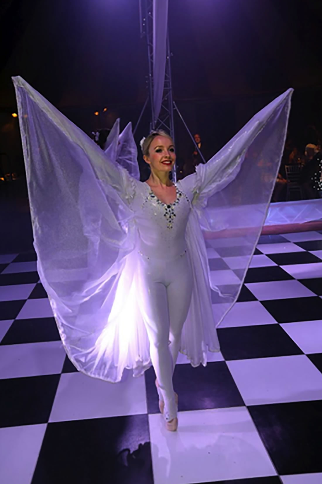 Groundbased Shows - Ballerinas Gallery - Exeter Corporate event