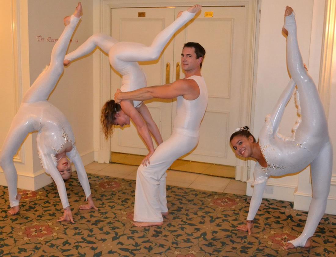 Groundbased Shows - Gymnasts Gallery - Landmark Hotel
