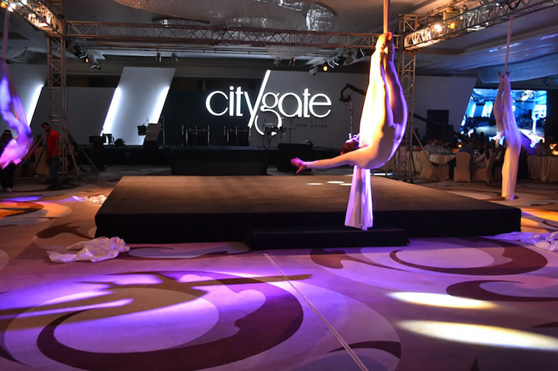 Large Cirque Shows - Gallery - Citygate Egypt 3
