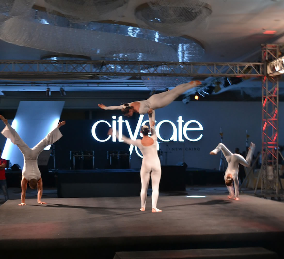 Large Cirque Shows - Gallery - Citygate Egypt