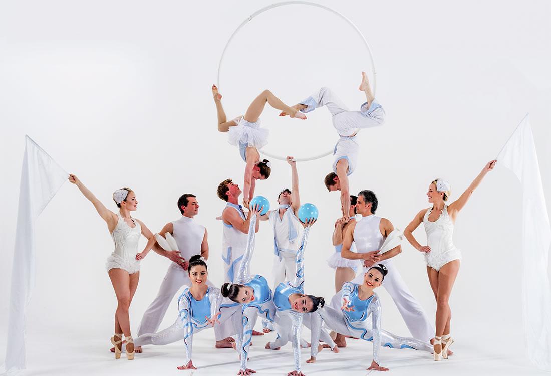 Large Cirque Shows - Hero - Cirque costumes