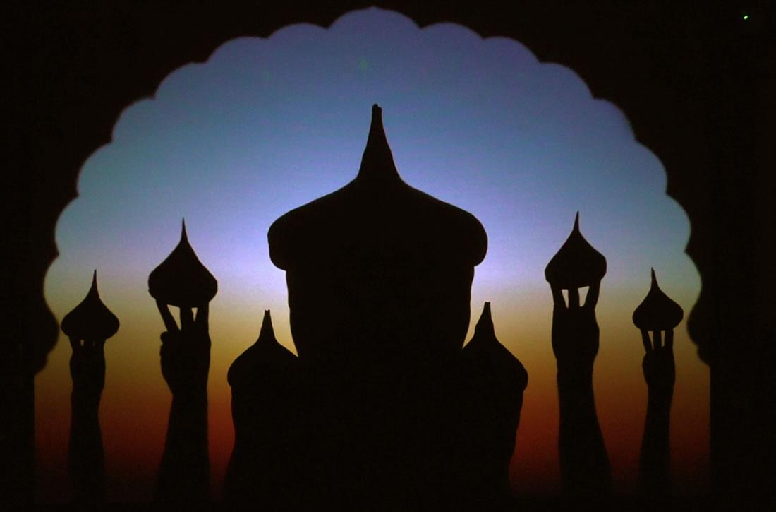 Shadow Shows - Connect Gallery -  Taj Mahal
